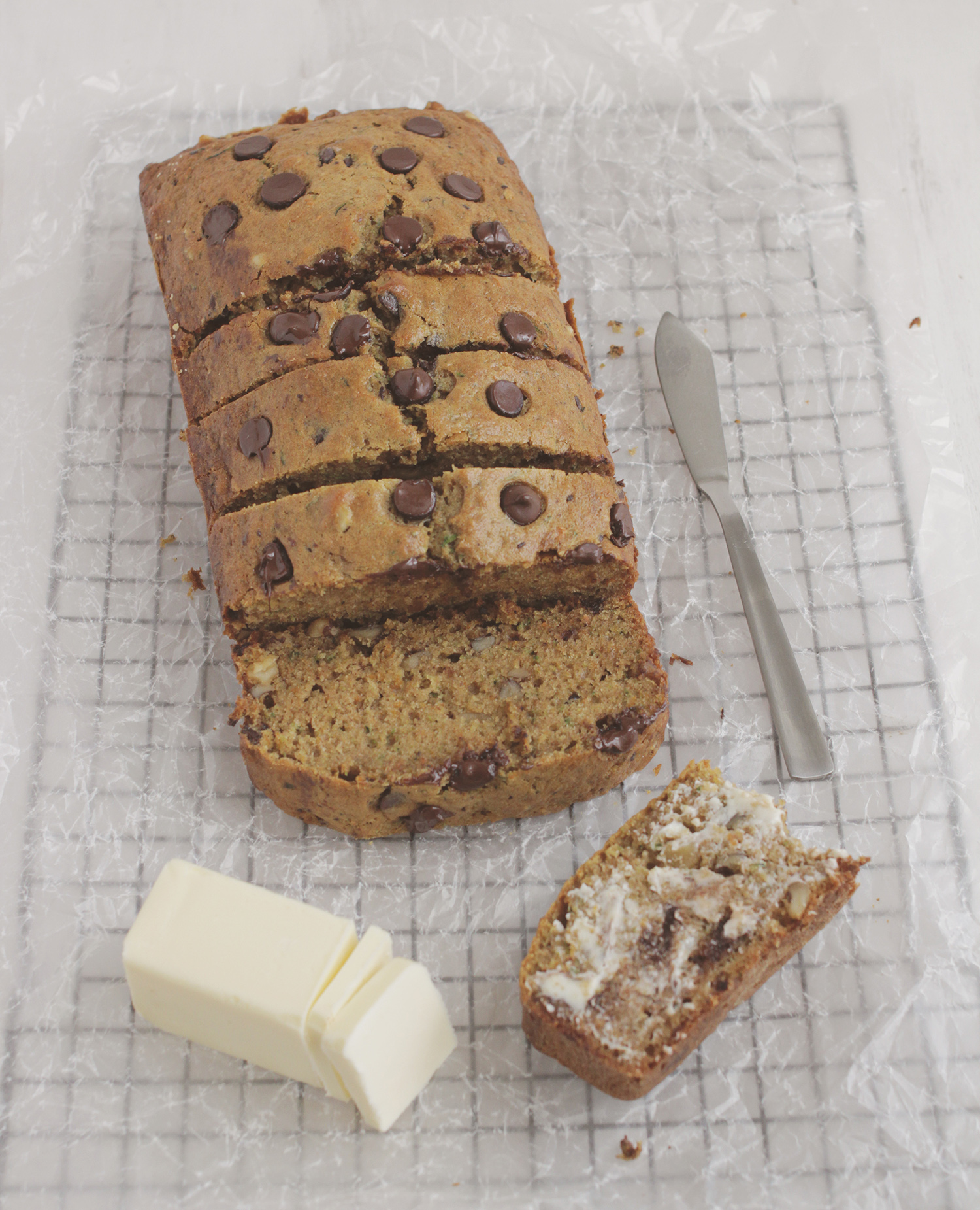 Best zucchini bread (click through for recipe)