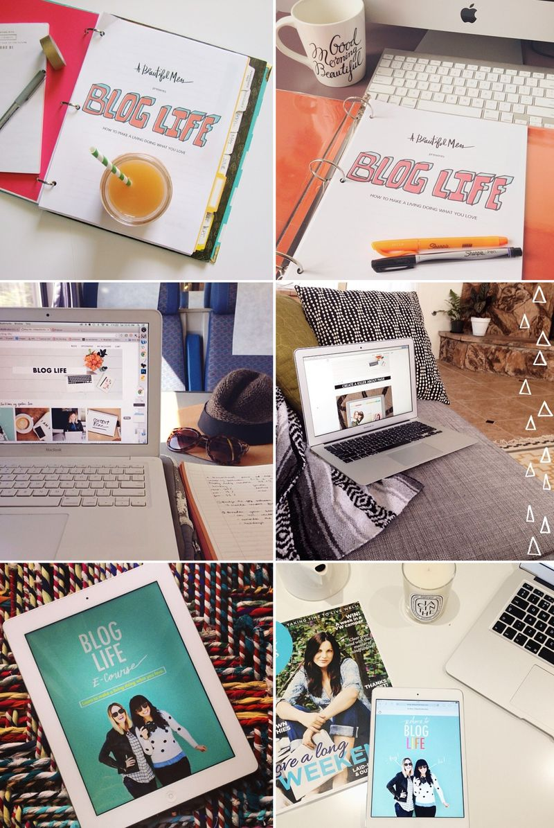 #BlogLife