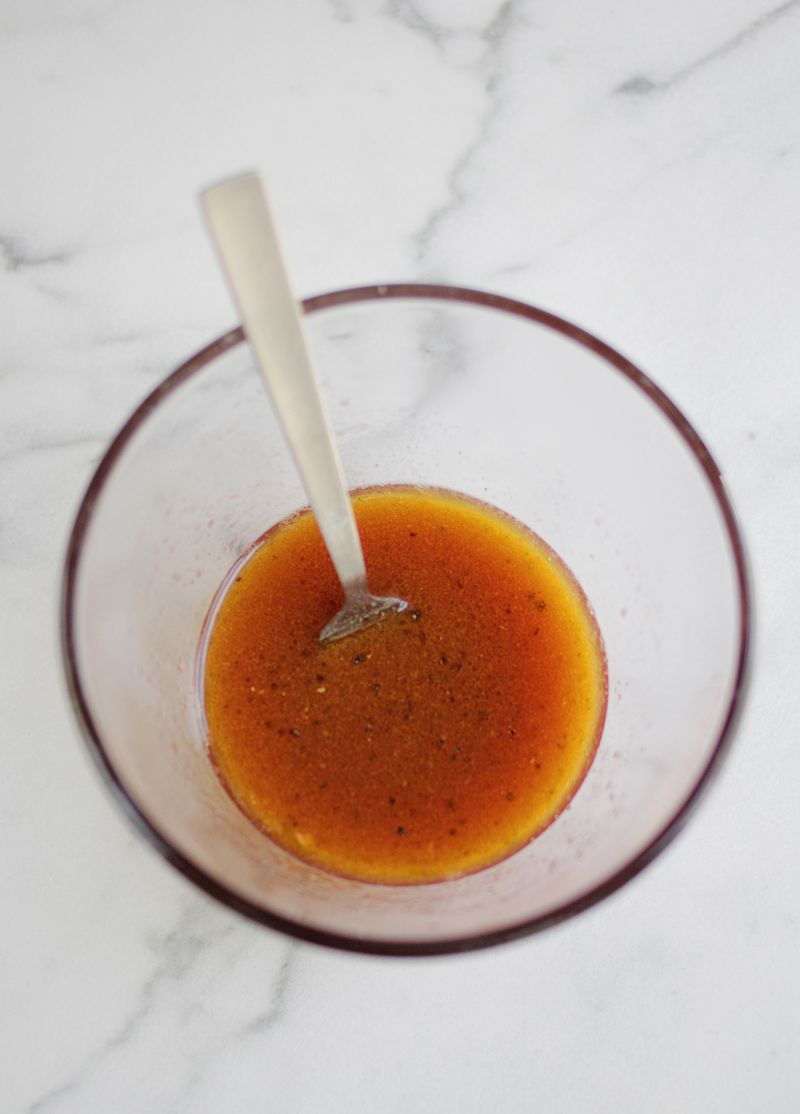 Blood Orange Vinaigrette – A Beautiful Mess