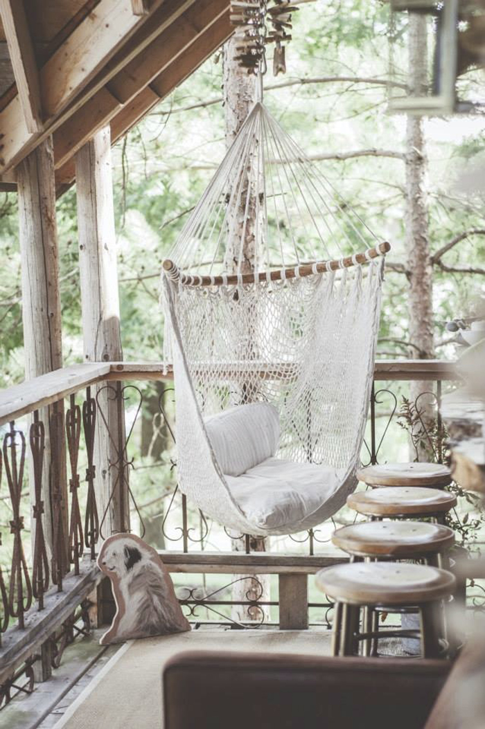 Gorgeous hammock chair