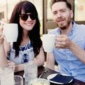 A Brunch + Farmers Market Date - May 12, 2014