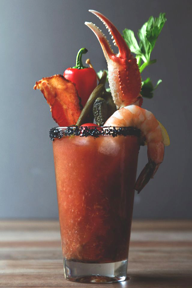 The ultimate bloody mary