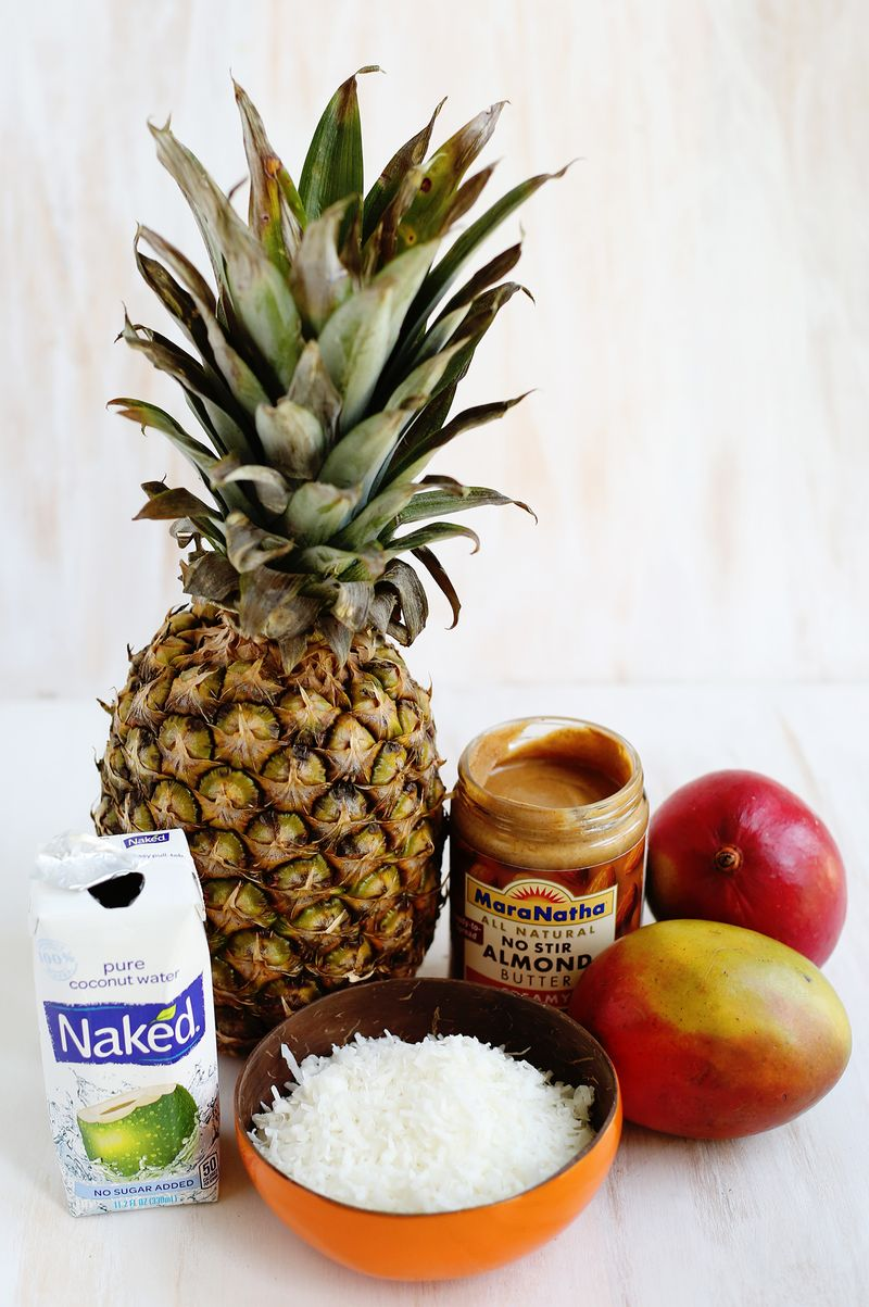Best tropical smoothie recipe