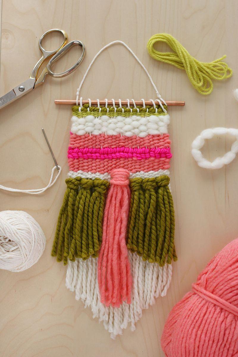 Easy Weaving Tutorial