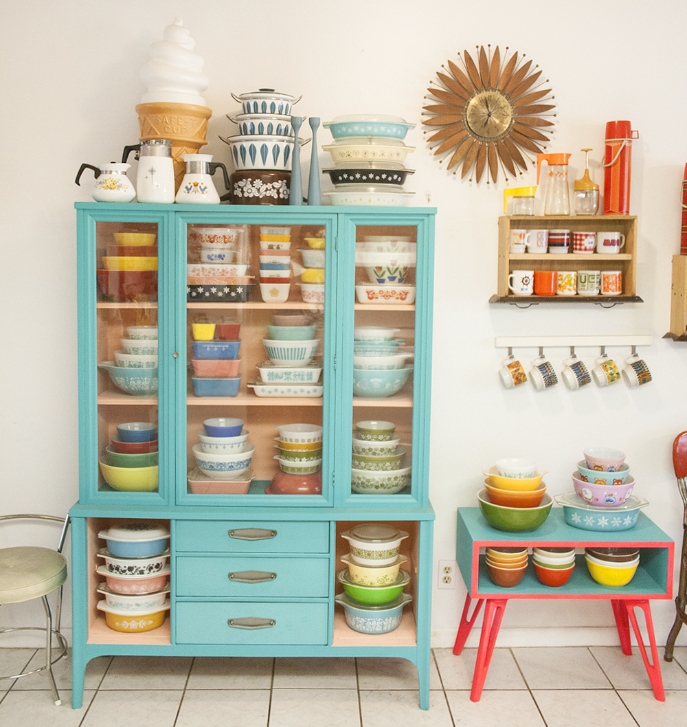 Colorful Mess Room: At Home With Danny Brito