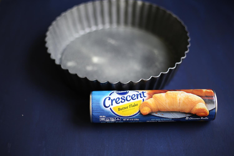 Quiche crust alternative