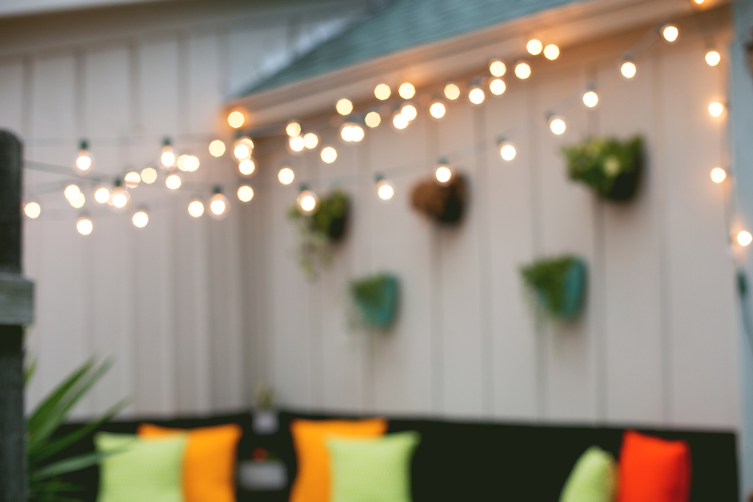 Abeautifulmess party lights (click for more details)