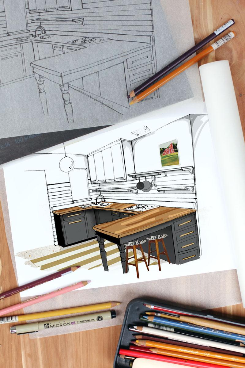 Planning A Budget Kitchen Renovation A Beautiful Mess