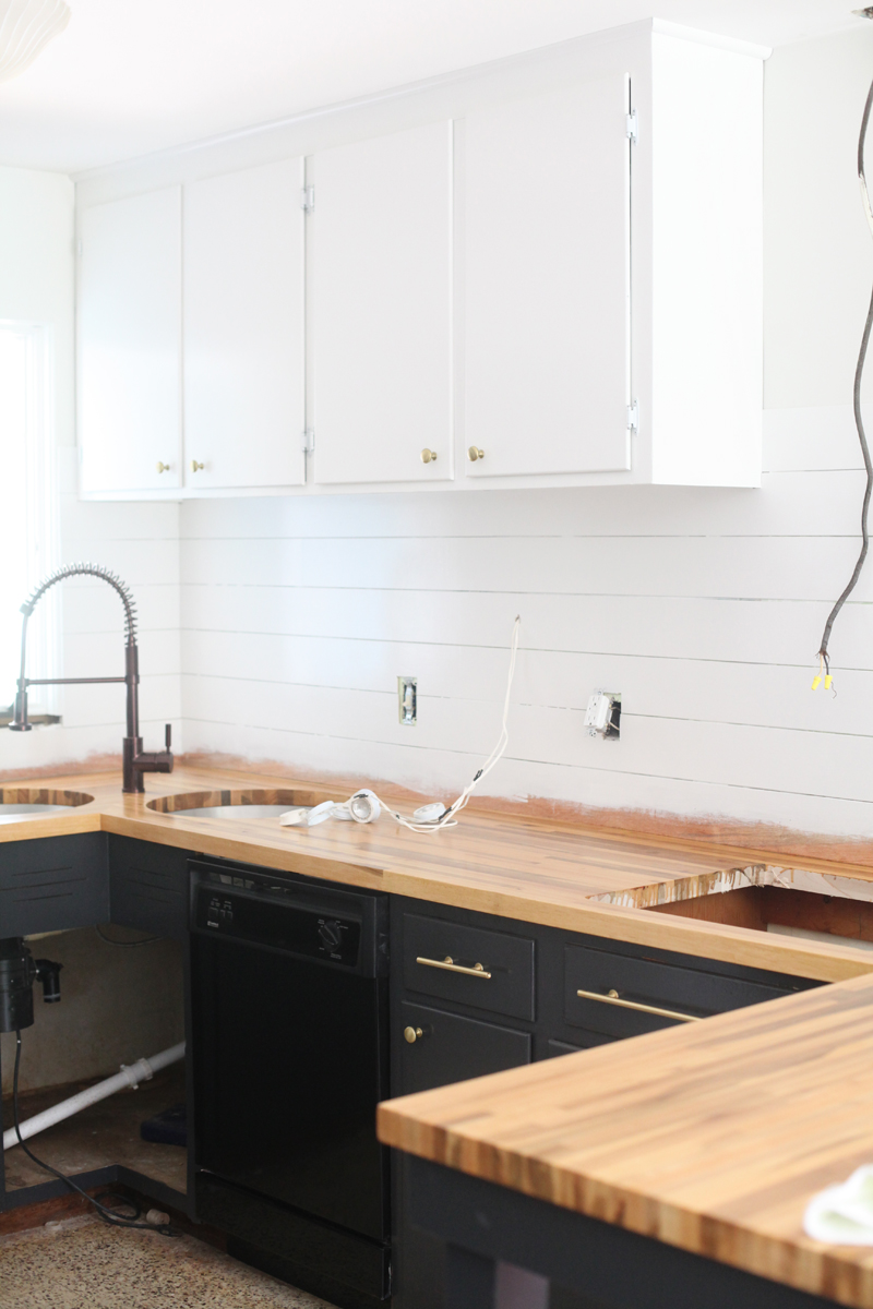 Refinishing kitchen cabinets— the right way