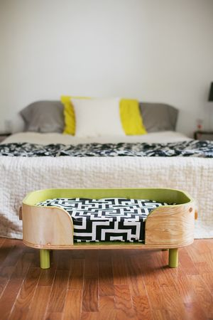 How to Make a Modern Pet Bed