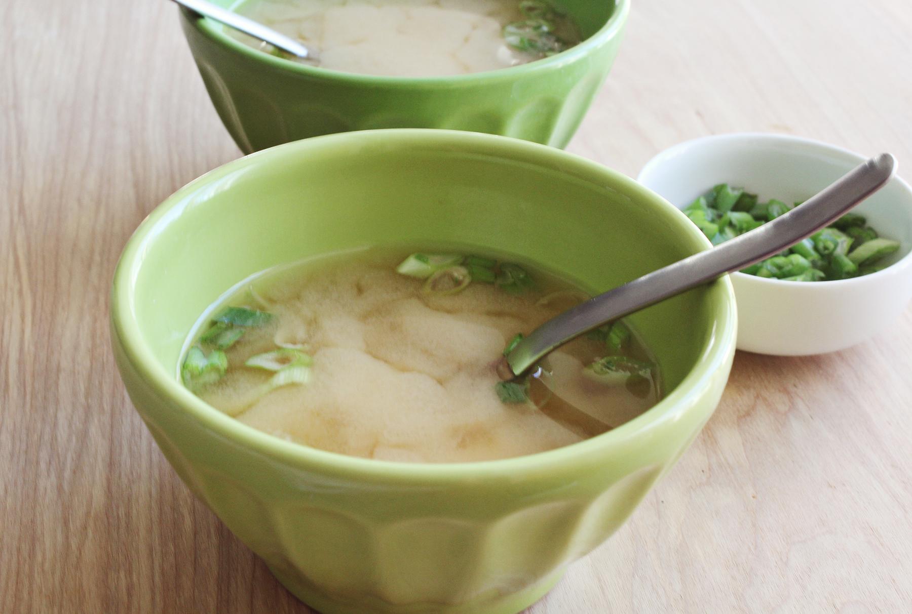Best miso soup recipe