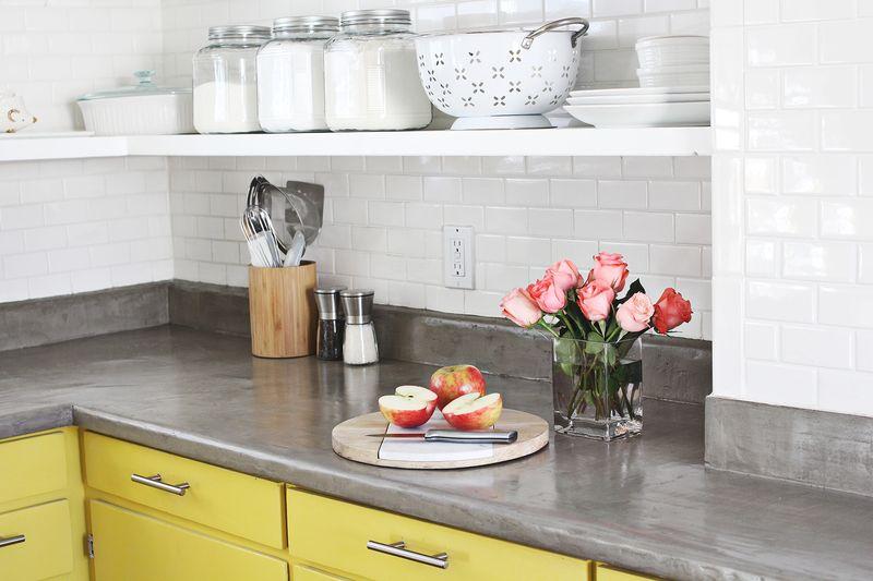 Kitchen Tile Countertop Cover