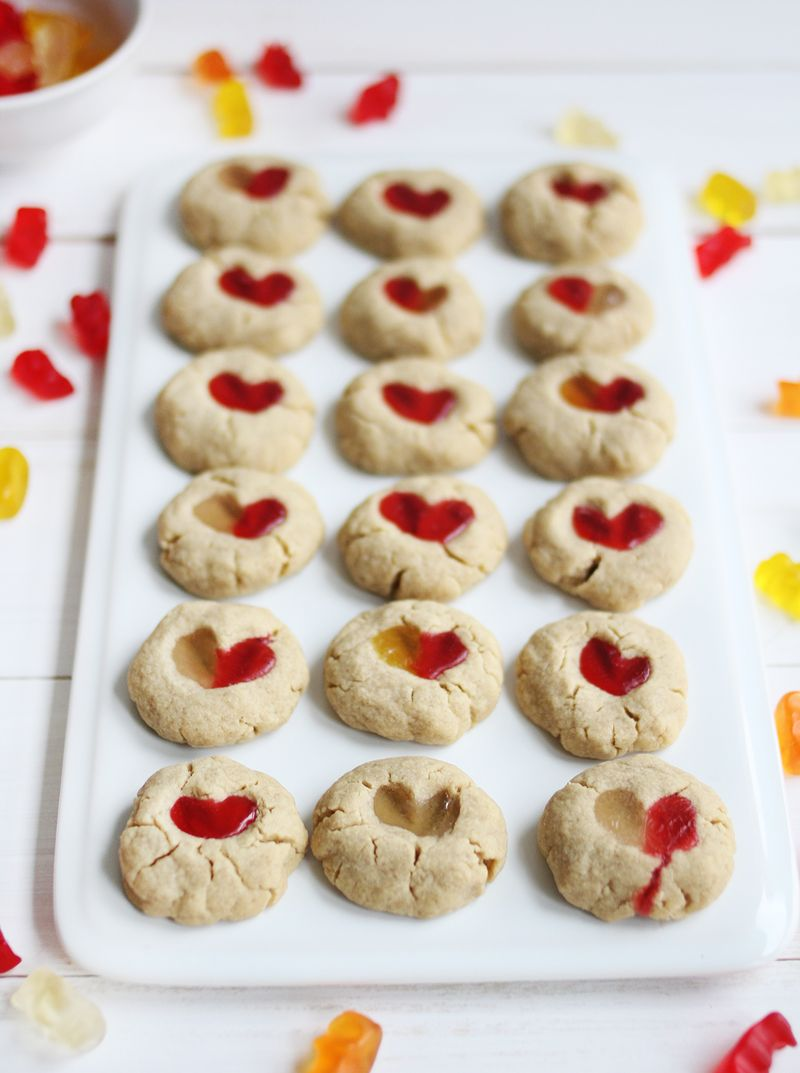 How to make gummy bear cookies