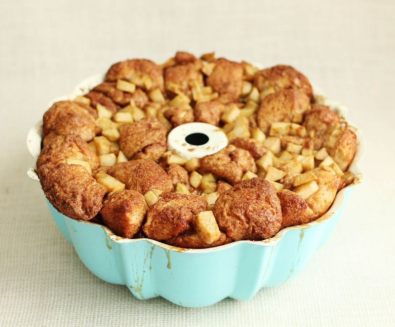 My favorite monkey bread recipe