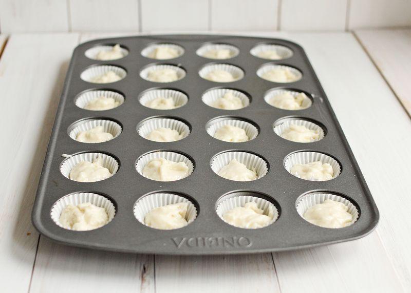 Vanilla cupcake recipe