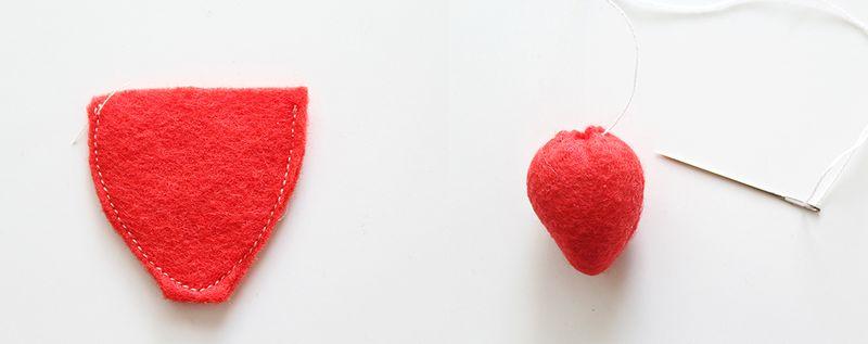 Strawberry DIY