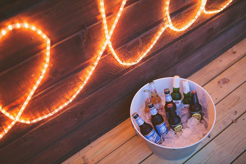 Rope Light Sign (abeautifulmess.com)