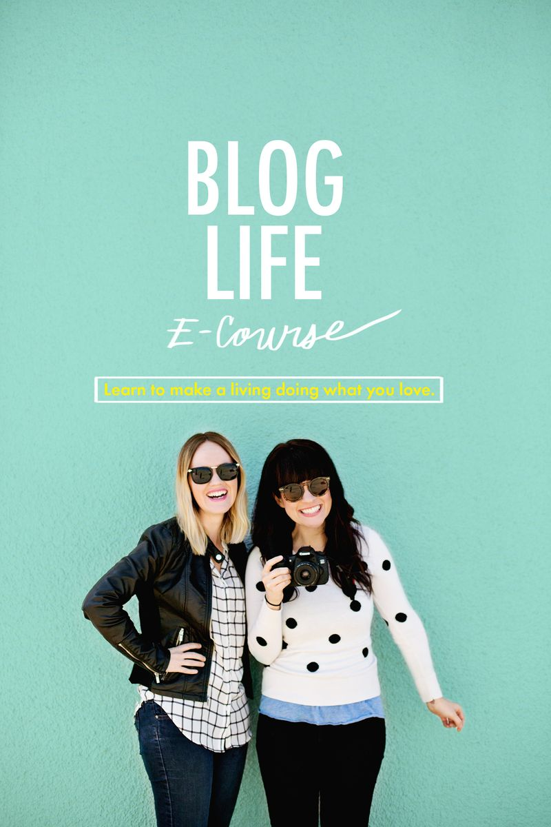 Blog Life E-Course FAQs
