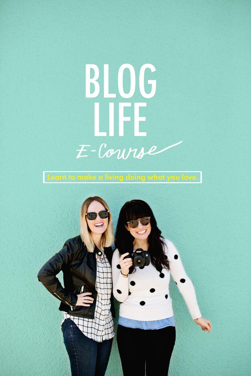 Blog Life E-Course FAQs