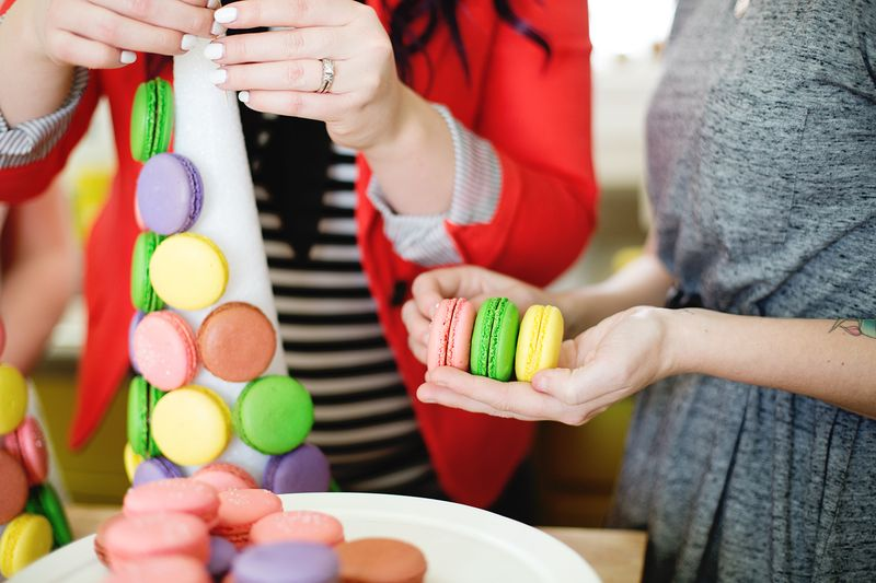 The best tutorial for making french macarons