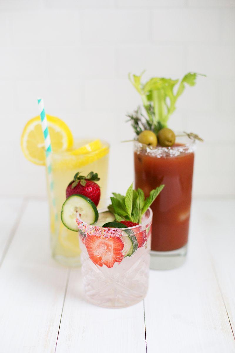 Let's Make Mocktails!