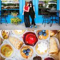 A Bakery + Greenhouse date - June 06, 2014