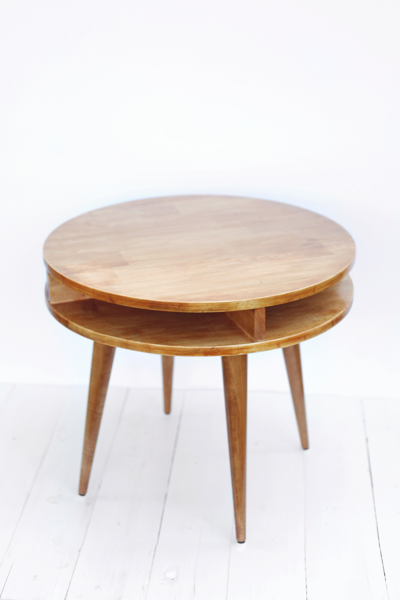 build this mid century modern table yourself click through for