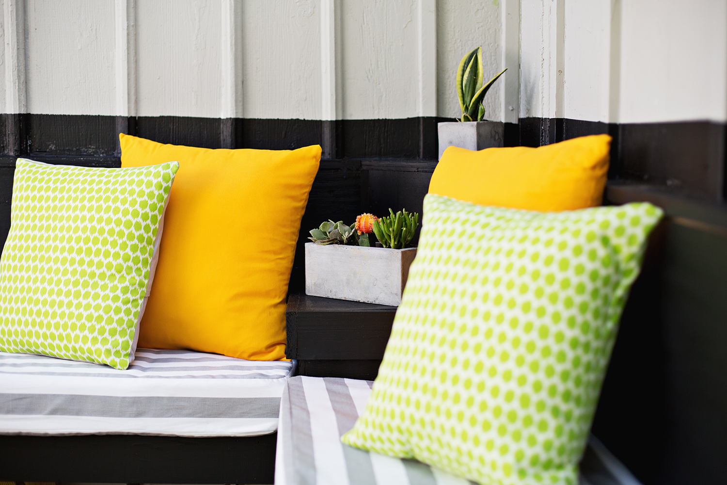 Make Your Own Outdoor Cushions!