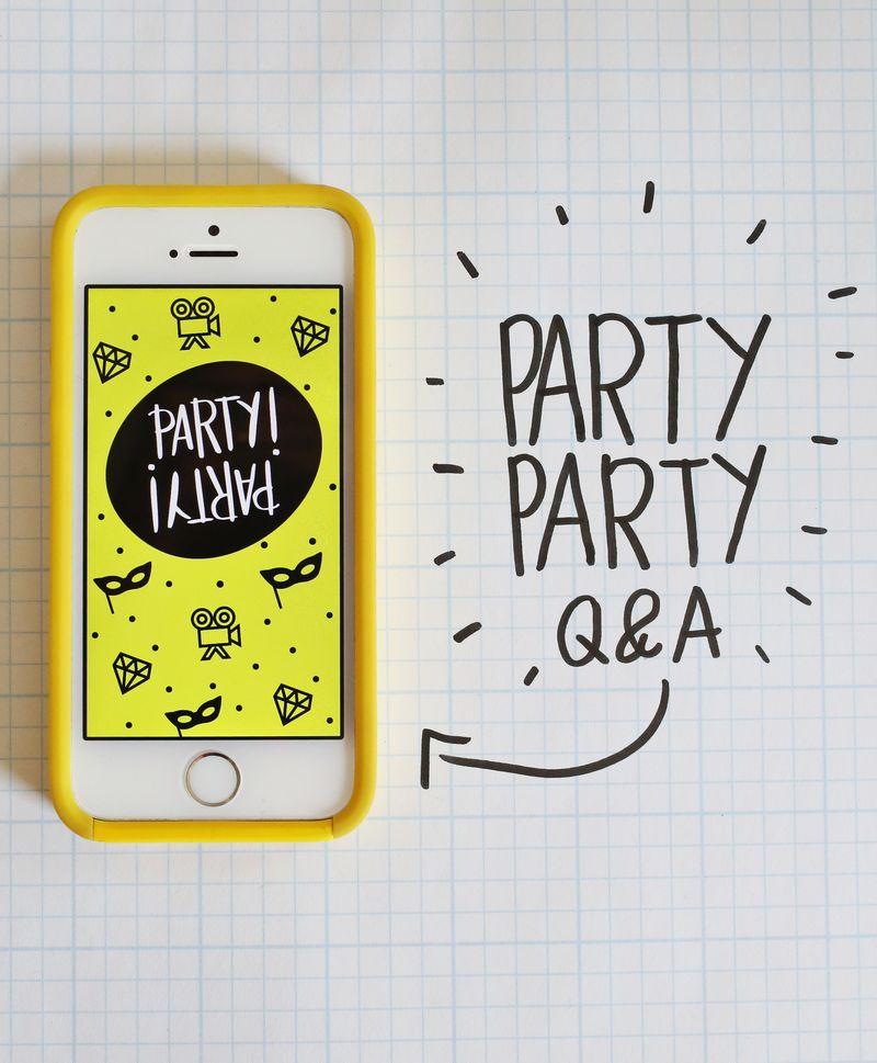 wap a party app