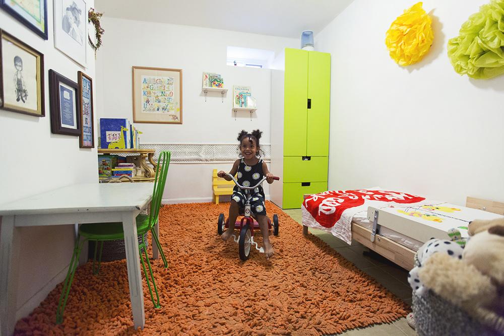 At Home With LaTonya Staubs via A Beautiful Mess