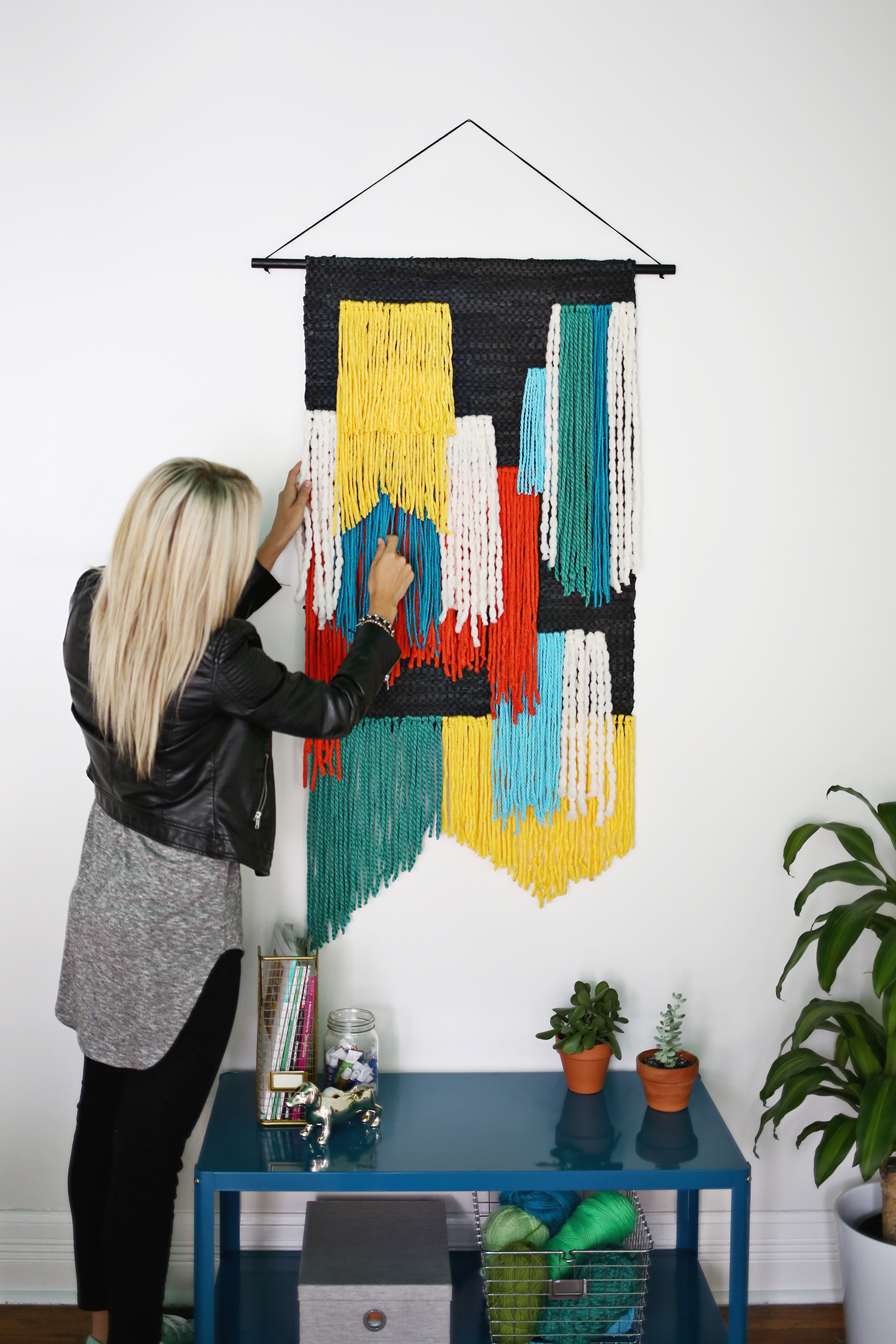 Fast Easy Large Tapestry Wall Hanging A Beautiful Mess