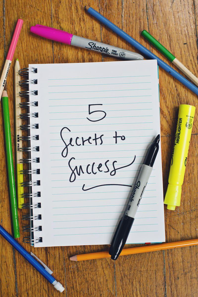 5 Secrets to Success on A Beautiful Mess
