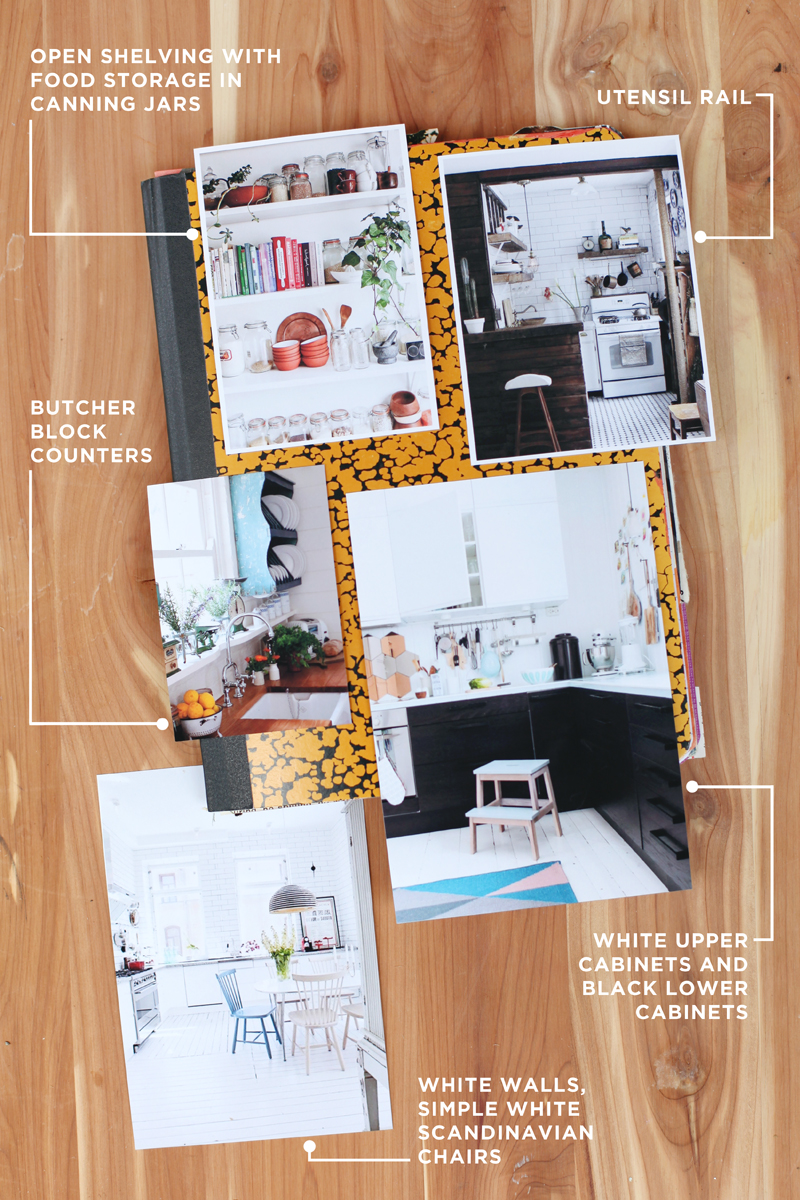 Planning a Budget Kitchen Renovation - A Beautiful Mess