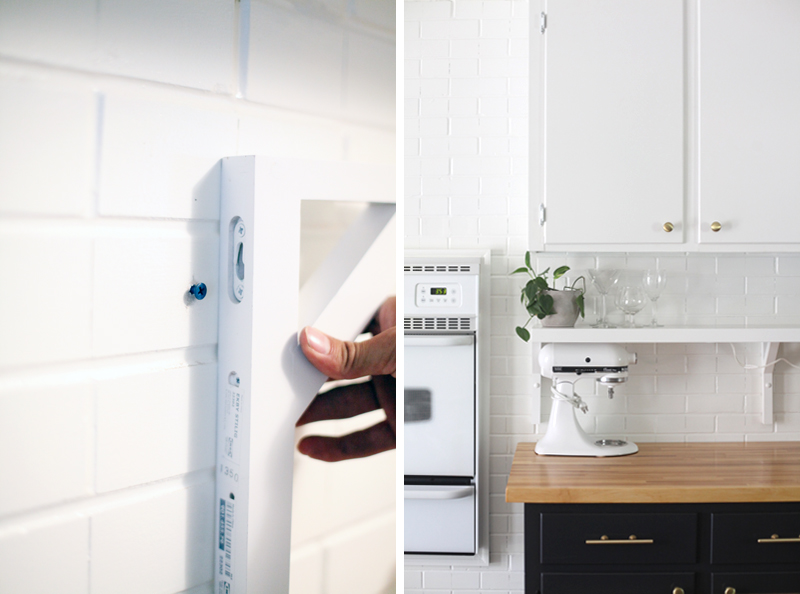 Ikea Trones Armoire A Chaussures ~   reconfigure your existing cabinets for a fresh looking kitchen design