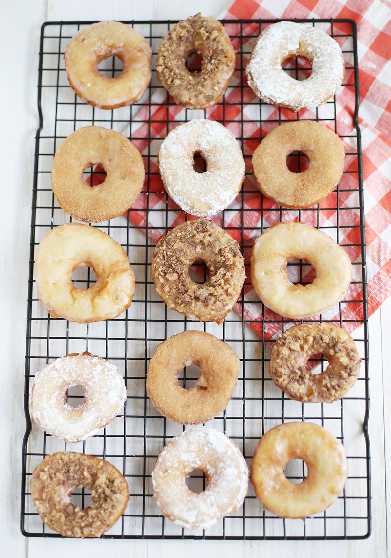 Potato donuts