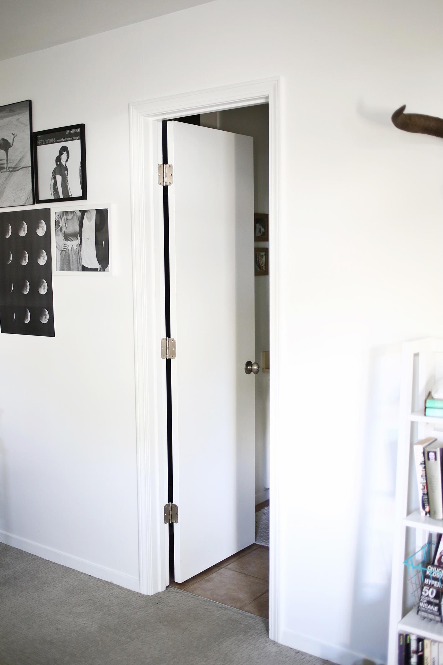No bedroom door solutions