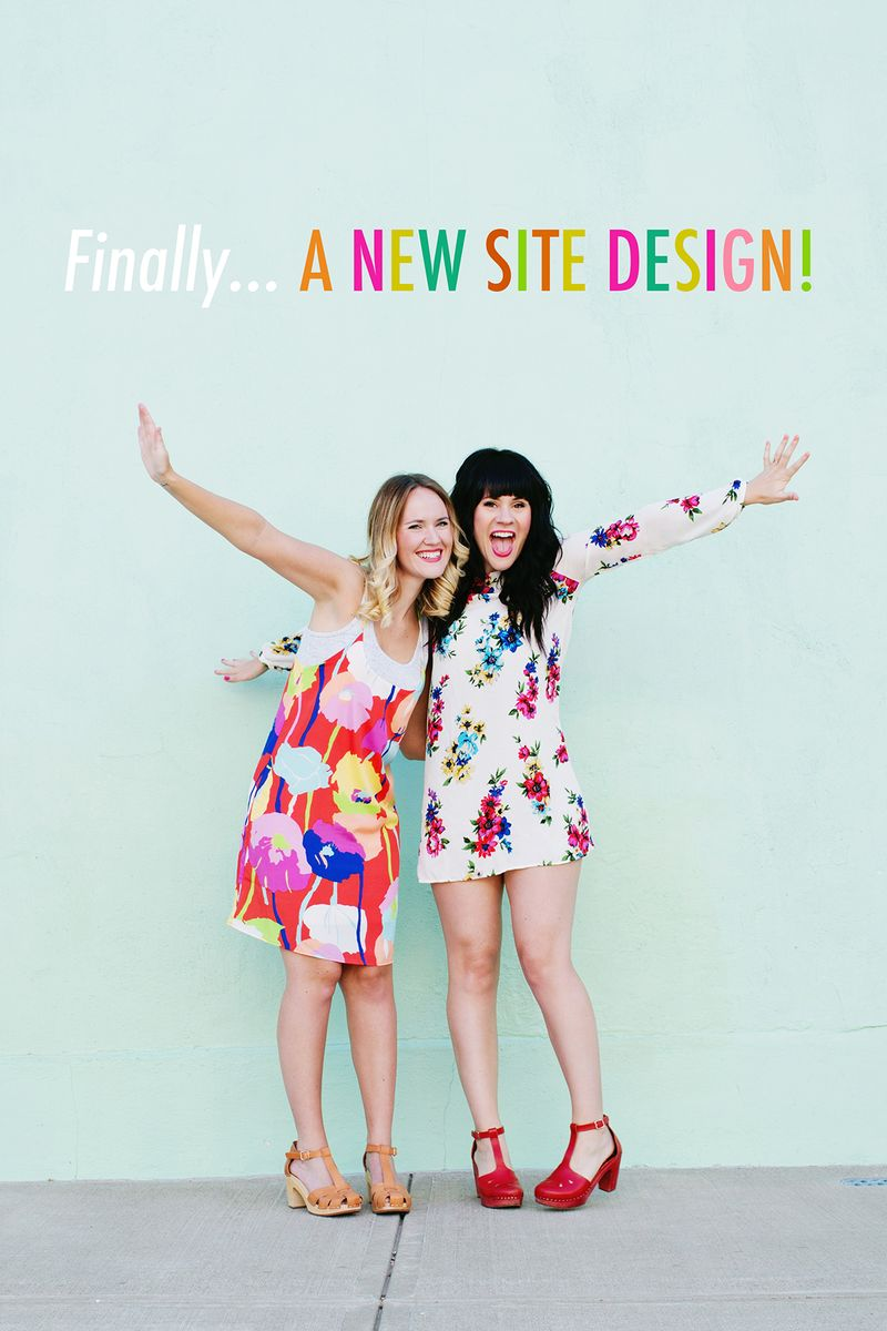 A new site design!