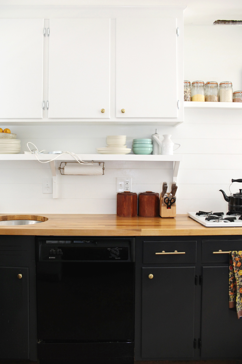 Reconfigure Existing Kitchen Cabinets
