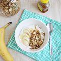 Banana Bread Granola - August 20, 2014