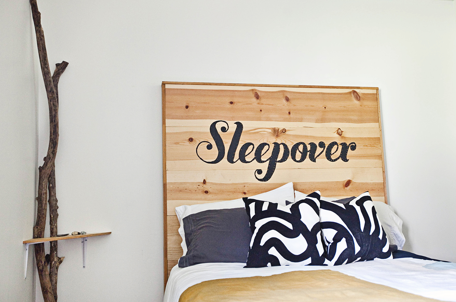 Bedframe diy