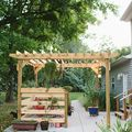Build Your Own Pergola (Part Two - Building) - August 29, 2014