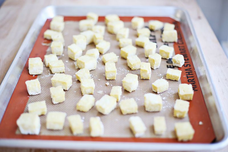 How to make the best baked tofu