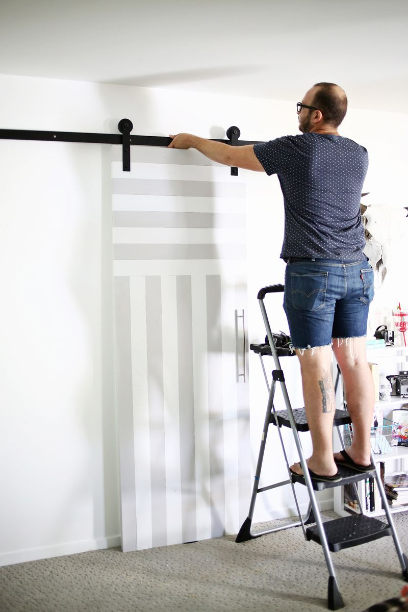 Small Sliding Door sliding door solution for small spaces – a beautiful mess