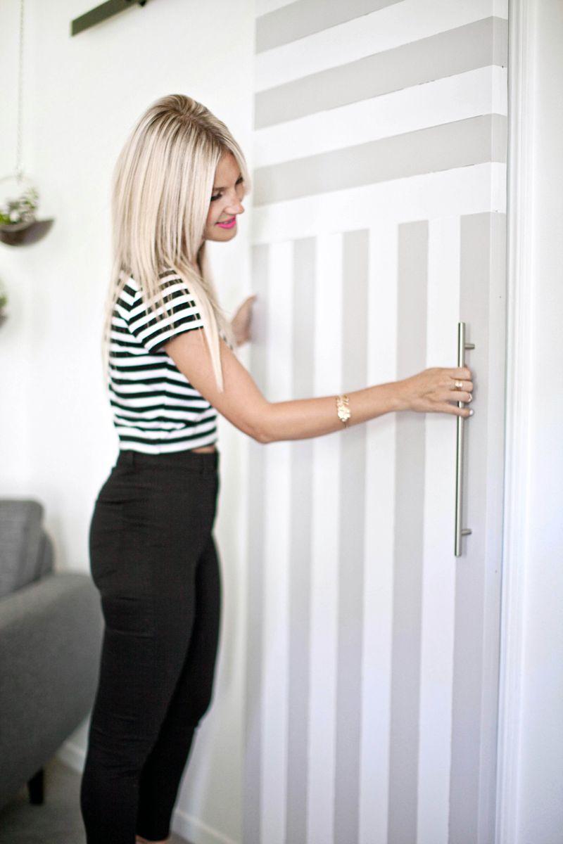 Door Solutions For Small Spaces sliding door solution for small spaces – a beautiful mess
