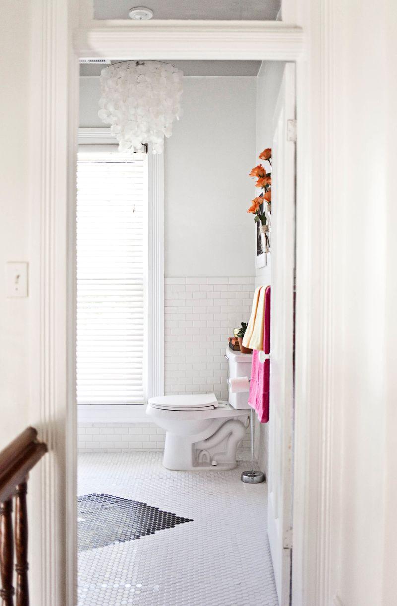 ABM bathroom makeover!