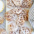 Super Easy Funnel Cakes! - September 24, 2014