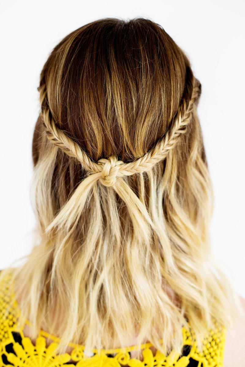 Terrific 32 Favorite Hair Tutorials A Beautiful Mess Short Hairstyles Gunalazisus