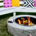 Make Your Own Fire Pit in 4 Easy Steps! - September 30, 2014