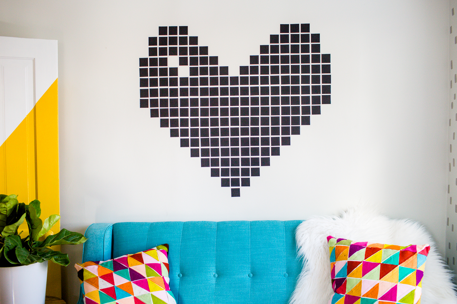 Diy Wall Designs With Tape