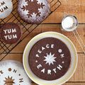DIY Cake & Beverage Stencil